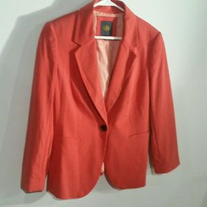 Outback Red blazer, size M